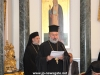 F. Issa Mousleh reads the Patriarch's address in Arabic