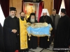 His Beatitude with Archbishop Alexander and guests