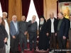 His Beatitude with Commissioners from Beit Sahour