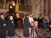 Hierodeacon Dionysios during the divine Liturgy