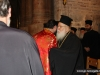 The ordained embraces the Metropolitan of Nazareth