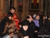 Fr Dionysios distributes the antidoron