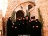 Archimandrite Makarios with nuns