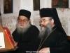 Archimandrite Eusebios and cantors