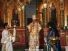 Archbishop Dorotheos, f. Synesios and Archimandrite Porphyrios