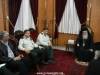 Meeting with Israel's General Military Commander in the Occupied Territories