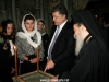Mr Poroshenko at the Angel's Stone