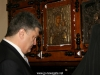 Mr Poroshenko at the Sacristy
