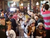 The divine Liturgy  in the Church of the Holy Forefathers, Beit Sahour