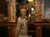 His Beatitude leads the divine Liturgy