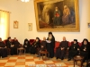 The Patriarch addresses the Franciscan Friars