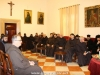 The Hagiotaphites visit the Franciscan Friars
