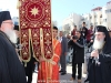 The Patriarch arrives in Bethlehem