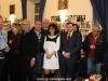 The Patriarch with Mr Damianos and guests