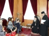 Meeting between Mr Neophytou and Patriarch Theophilos