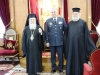 The Patriarch, Mr Vaitsis and the Most Reverend Isychios