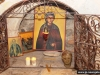 The cave where St Melania had led an ascetic's life