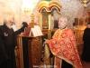 F. Claudius and Elder Nun Thekla during Vespers