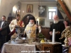 The Blessing ceremony on the Eve of Theophany