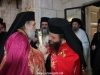 The Most Reverend Isychios arrives at the Monastery
