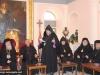 Patriarch Nourhan addresses Patriarch Theophilos
