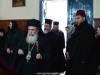 The Patriarch arrives at St Nicodemus Monastery