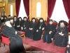 The delegation of the Patriarchate of Romania
