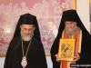 The Metropolitan of f. Zambia with Archimandrite Ignatios