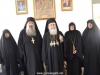 H.B., Archimandrite Christophoros and nuns
