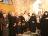 The pious congregation and Abbess Seraphima