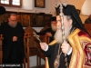 Patriarch Theophilos officiates on the feast of the Hypapante of the Lord