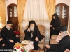 Abbess Seraphima hosts the Patriarchal Entourage to a reception