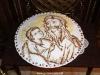 St Simeon's kollyva [consecrated wheat]