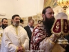 Father Chrysostomos and priests