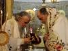Archbishop Aristarchos of Constantina co-officiating