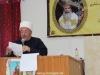 The Druze representative addresses the Patriarch