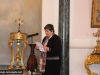 A member of the Association addresses the Patriarch
