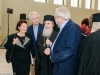 His Beatitude with the organizers of the event
