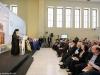 Patriarch Theophilos addresses attendants