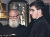 Archimandrite Alexios and Novice Panagiotis