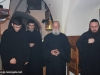 Archimandrite Alexios and students