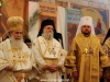 The Patriarch, the Metropolitan of Kapitolias and Metropolitan Alexandros