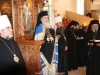 Metropolitan Joachim during the Akathist Hymn