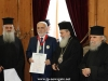 His Beatitude, the Archbishops of Constantina and Lydda, and Mr Savvides