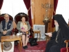 Patriarch Theophilos meets with the interdisciplinary team
