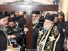 Metropolitan Isychios carries the Holy Cross
