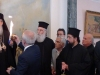 H.B. welcomes the Greek Delegation of the Holy Light