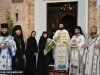Fathers Theophilos, Ioannis, Leontios, deacons and nuns