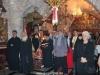 His Eminence, the congregation and elder nun Pansemni