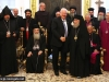 The President of Israel with the Heads of Christian Churches in Jerusalem